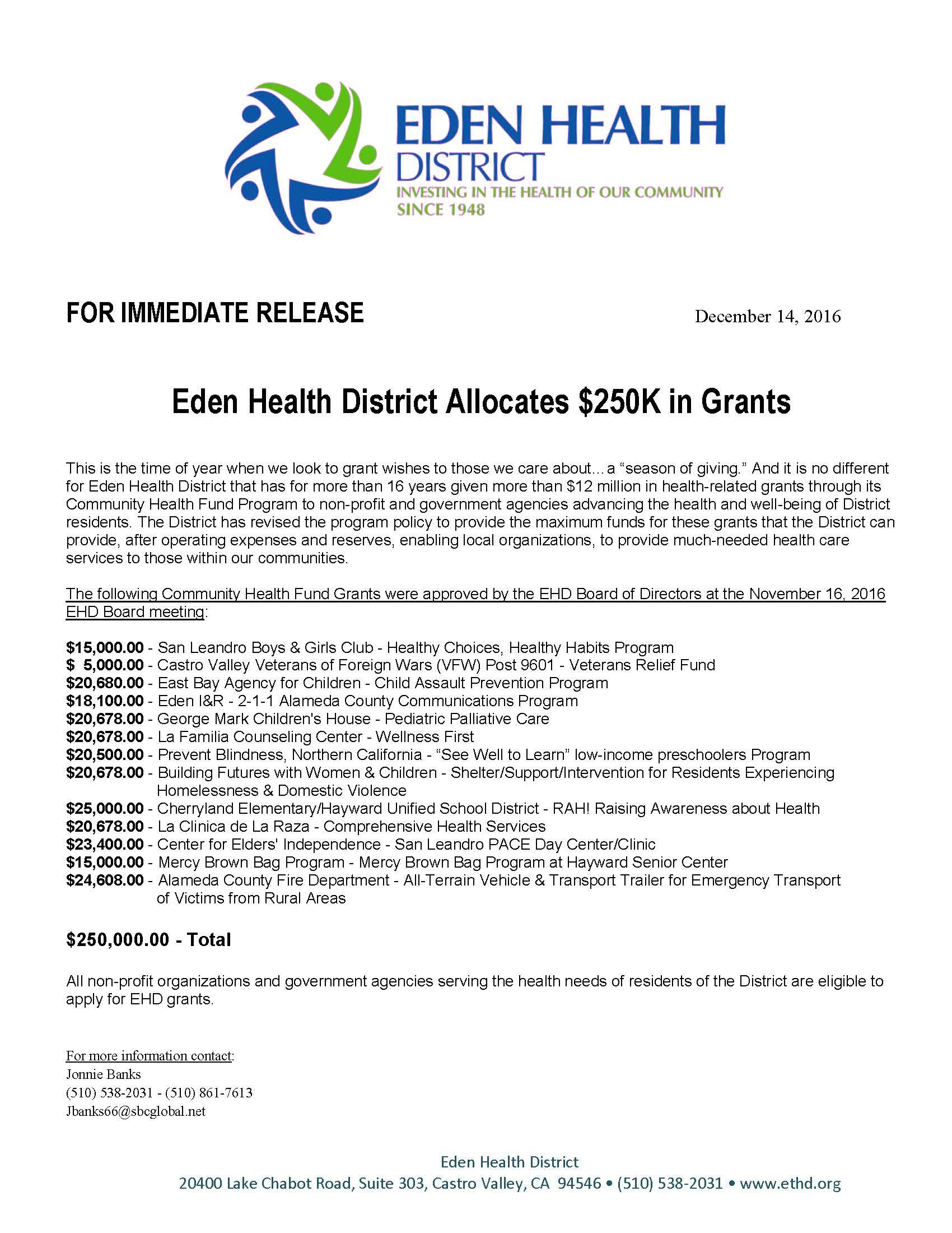 ehd-2016-2017-community-grants-press-releases-dec-2016